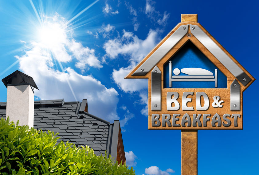 Coeur d'Alene, ID.  Bed & Breakfast Insurance