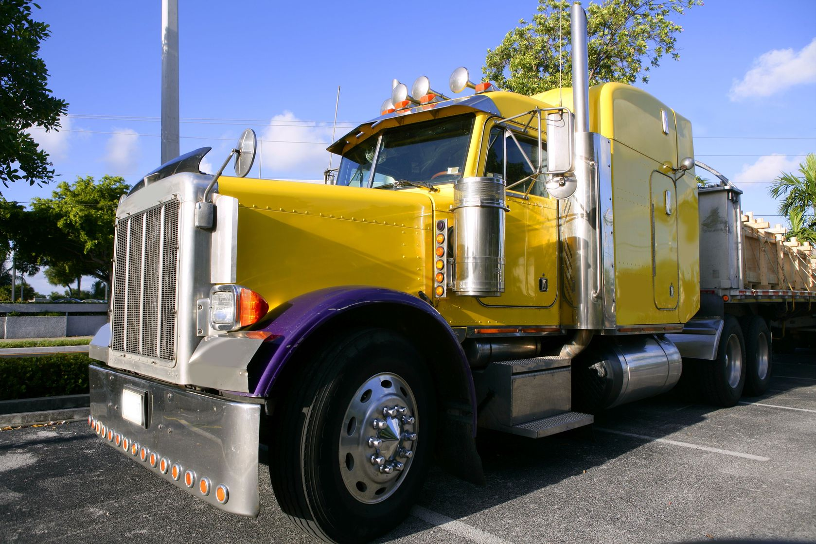 Coeur d'Alene, ID.  Flatbed Truck Insurance